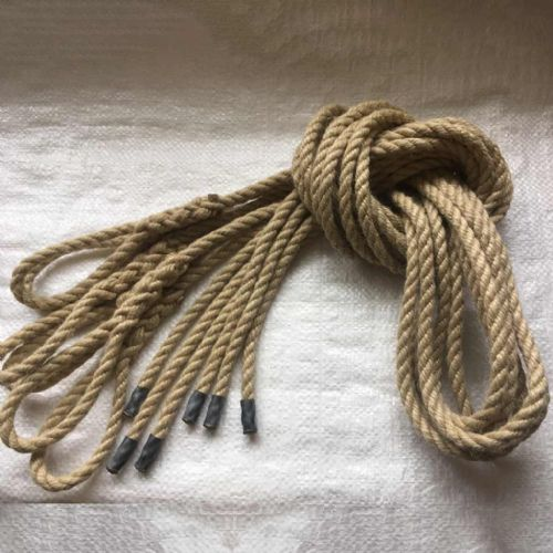 8mm Synthetic Hemp Lanyard